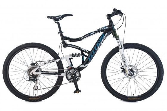 "Fully Mountainbike 26"" Eagle-X"