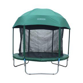 Tente igloo pour trampoline 4.6 m