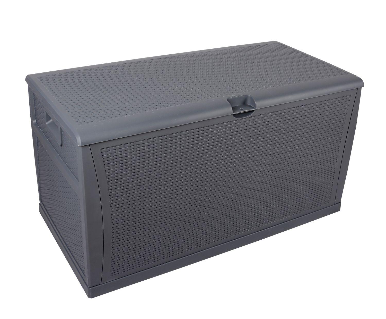 Kissenbox Gartenbox anthrazit