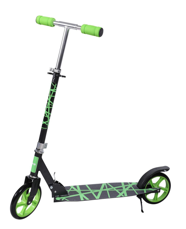 Scooter Kickboard grün