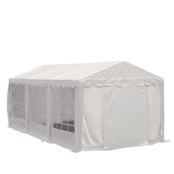 Tente de fête PVC professionnelle 3 x 6 m