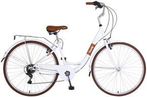 Citybike Damen WHITE CANDY