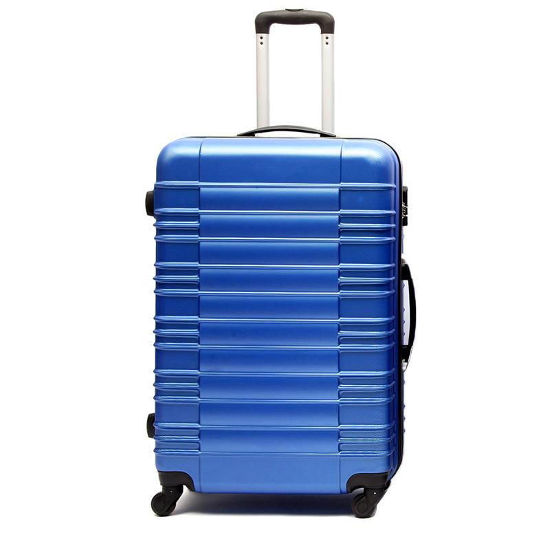 Reisekoffer Hartschalenkoffer Grösse XL blau