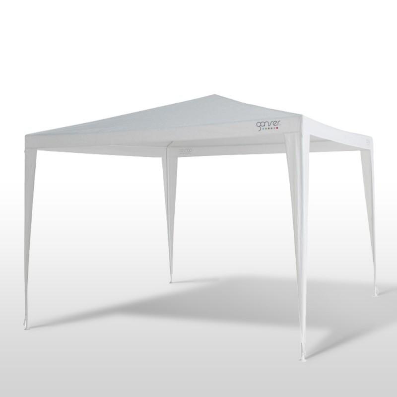 Partyzelt 3x3x2.6 m weiss | Online Shop Gonser