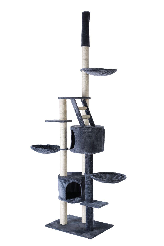 Katzenkratzbaum BALU antrazit