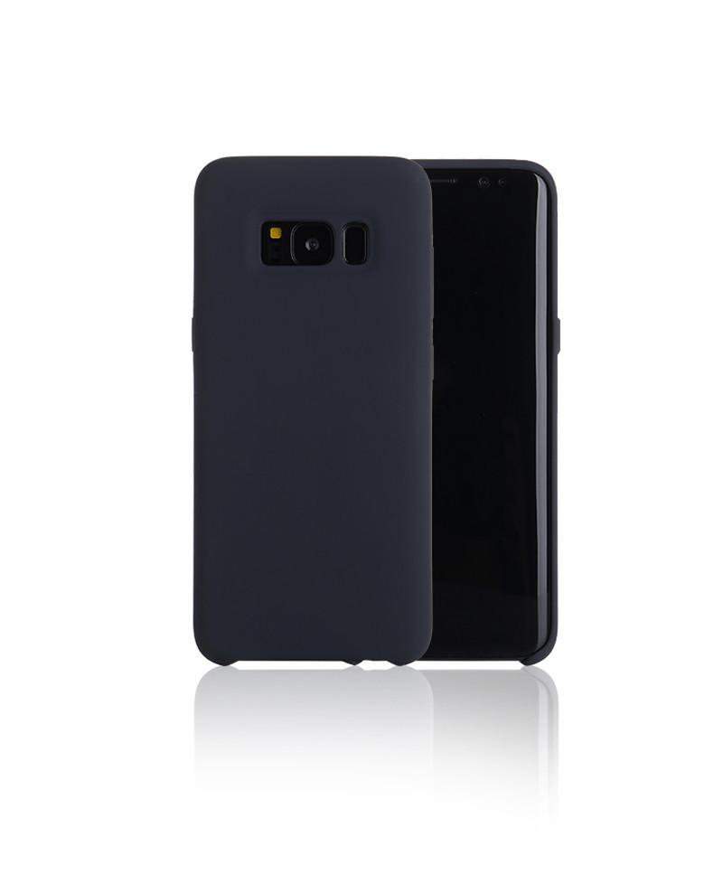 Schutzhülle für Samsung Galaxy S8 schwarz