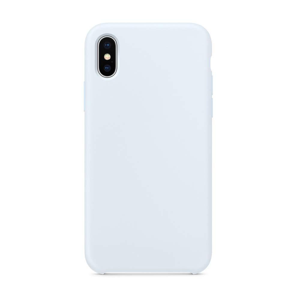 Schutzhülle für iPhone X weiss
