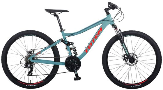 "Fully Mountainbike 27.5"" HAWK-S"