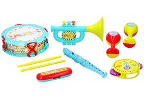 Jeu d'instruments pour enfants