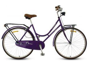 Citybike TOTEM Verona Classic L26 Lila
