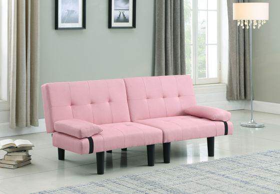 Schlafsofa LINUS multifunktional rosa