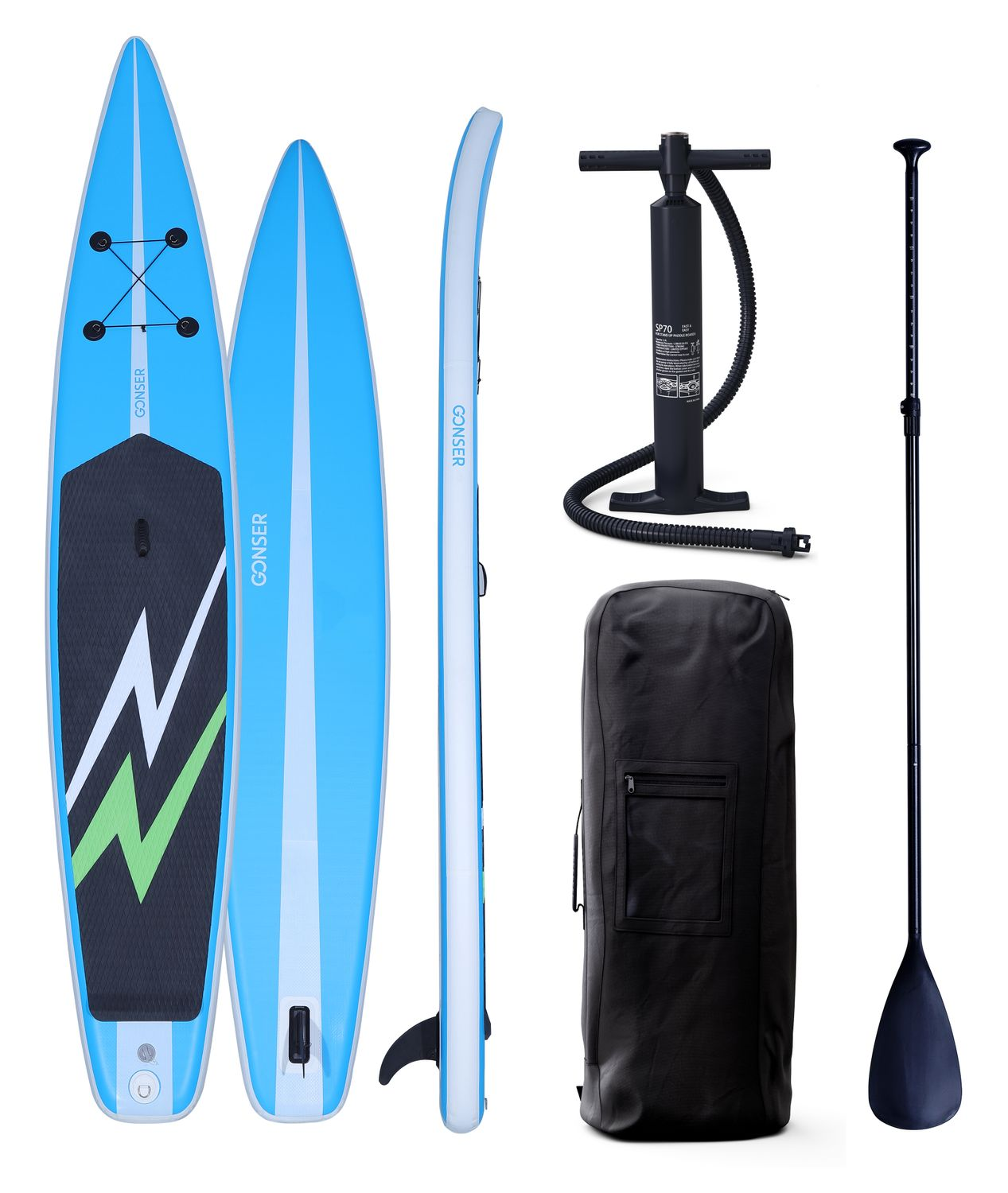 Stand Up Paddle RACING 427 cm