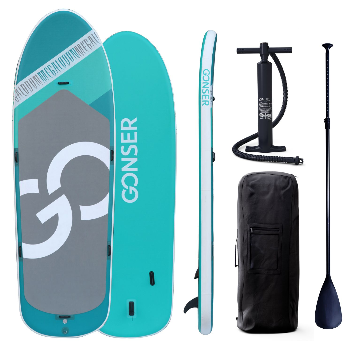 Stand Up Paddle MEGALODON 470 cm