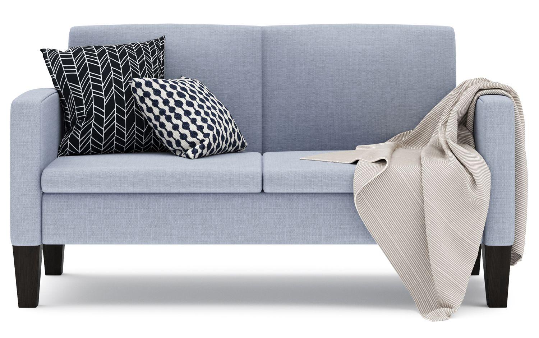 Sofa SVEN 2er blau