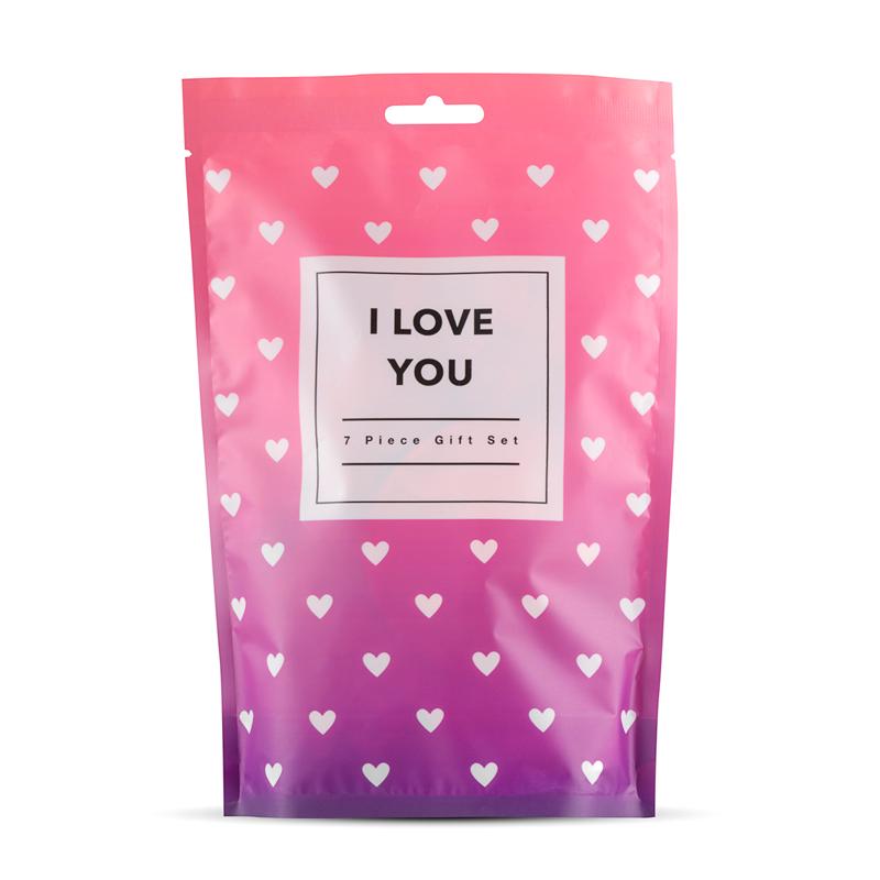 Love Box Geschenkset - Ich liebe Dich