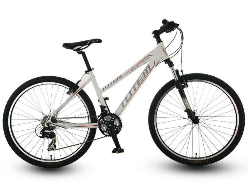 totem mountainbike damenvelo hardtail 26 weiss online. Black Bedroom Furniture Sets. Home Design Ideas