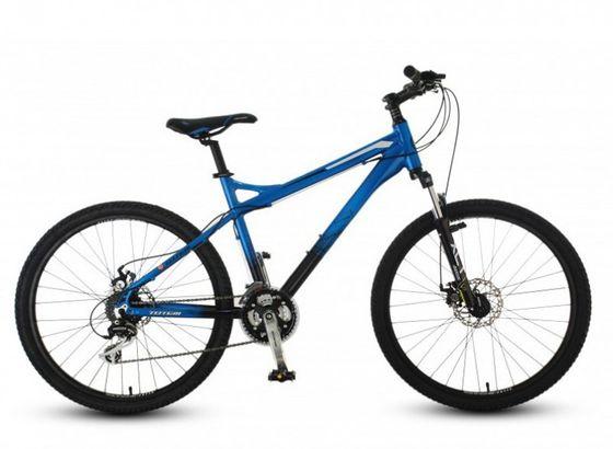 "TOTEM Mountainbike Velo Hardtail 26"" blau"