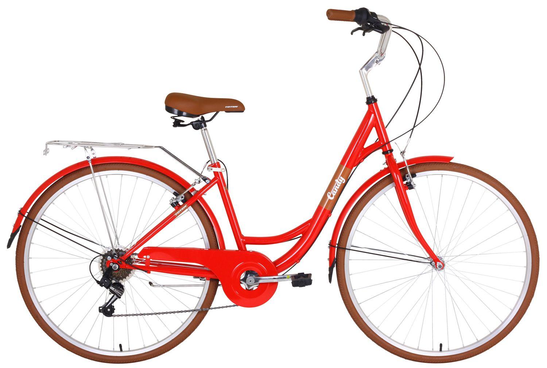 Citybike Damen RED CANDY