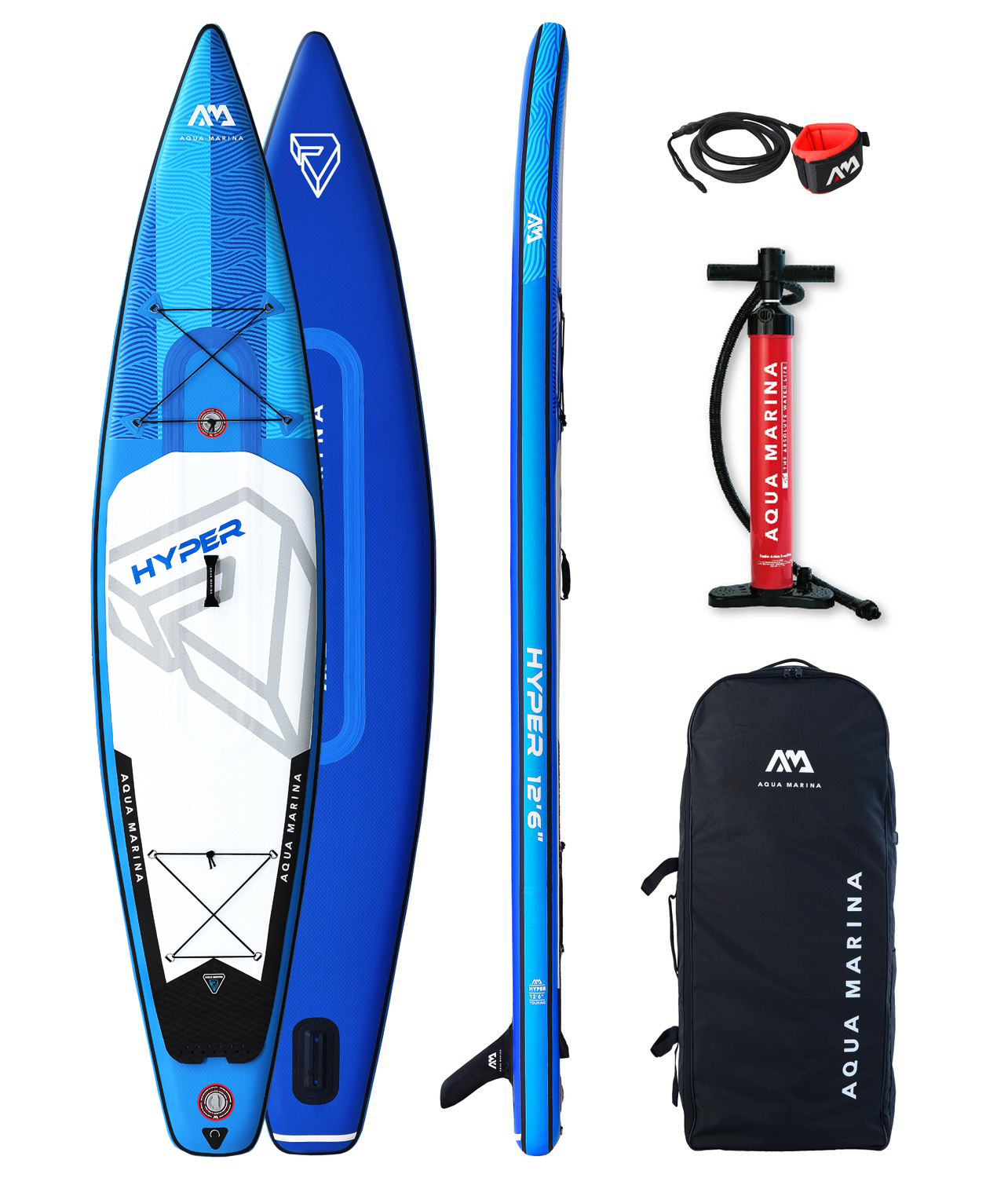 Touring Stand Up Paddle HYPER 381 cm