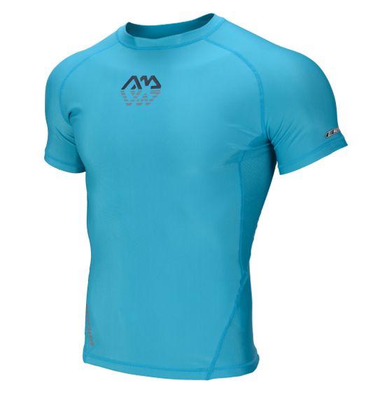 Lycra Shirt Herren SCENE blau Gr. XL