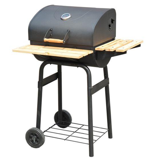 Holzkohlegrill BBQ N.03