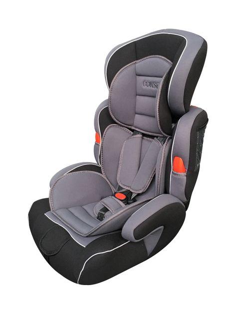 Siège auto pour enfant gris