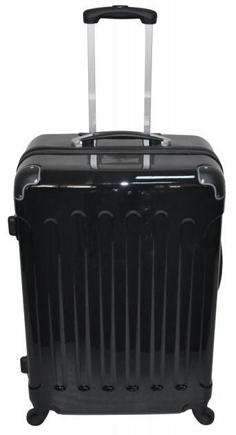 Reisekoffer Hartschalenkoffer 72 x 48 x 31 cm schwarz