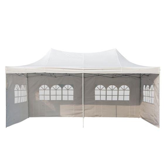 Pavillon pliant 6x3 m
