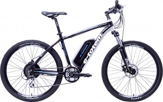 TOTEM Mountainbike E-Bike 26""