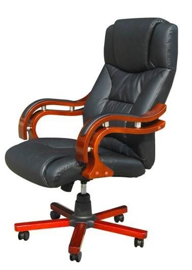 Chaise de bureau MIKE noir