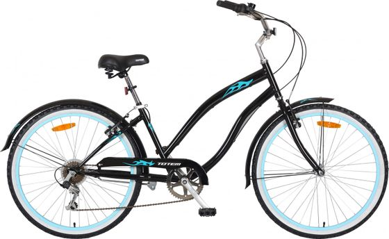 "Citybike Damen 26"" BEACH CRUISER"