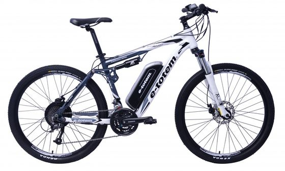 27-Gang TOTEM Mountainbike E-Bike