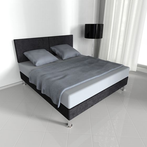 Lit boxspring set complet