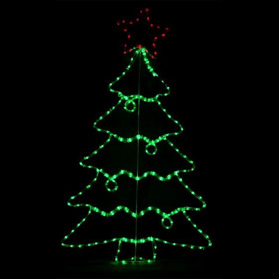 LED Weihnachtsbeleuchtung Tannenbaum