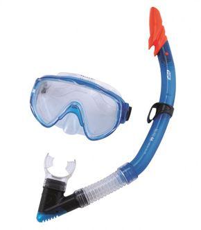 Set de plongée Hydro-Pro bleu 14+ ans