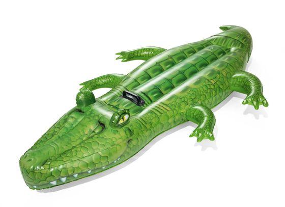 Schwimmtier Krokodil 203 x 117 cm