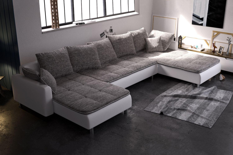 Sofa VEGAS weiss