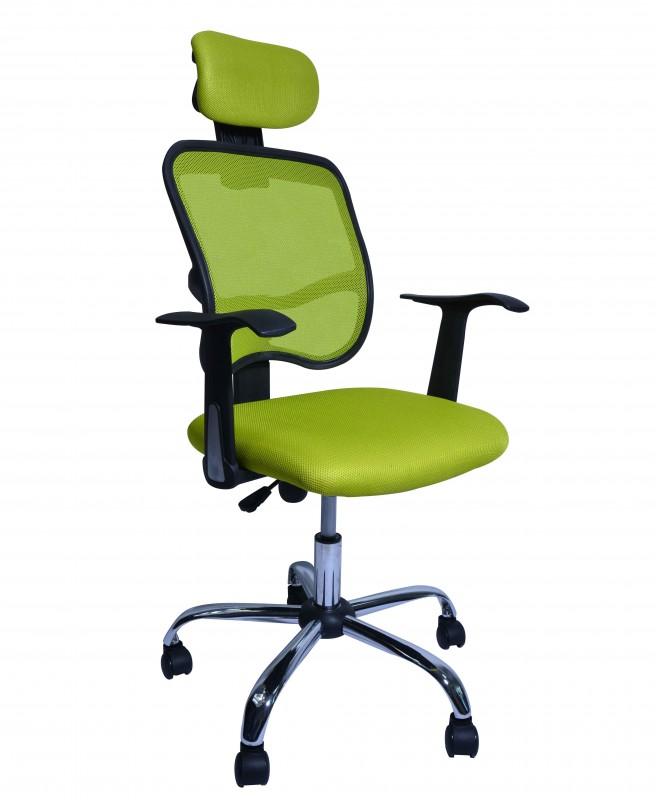 Bürostuhl HARVEY grün