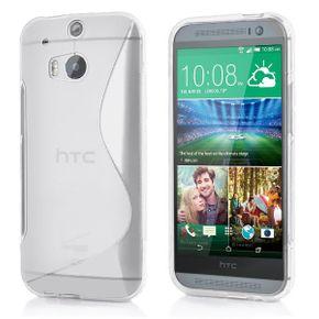 Schutzhülle HTC One M8 weiss