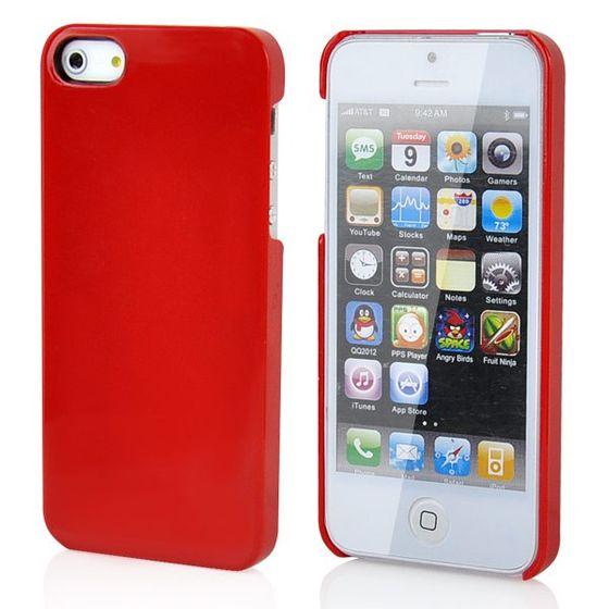 Schutzhülle iPhone 5/5S rot