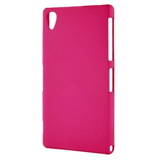 Case rose pour Sony Xperia Z3