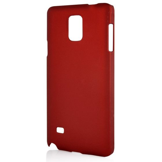 Cover Samsung Galaxy Note 4 rot