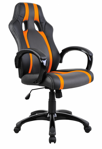 Bürostuhl Sportsitz TURBO orange