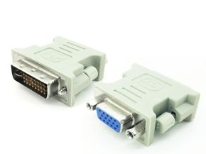 DVI (M) – VGA (F) Adapter