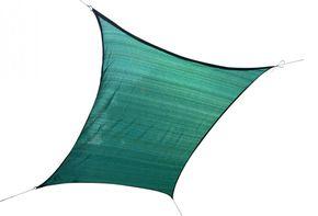 Sonnensegel 4x6 m grün