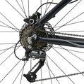 Mountainbike Velo UPLAND Leader 19  schwarz/grau