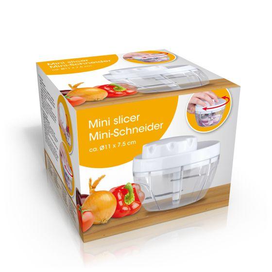 Mini-Schneider 11 x 7.5 cm
