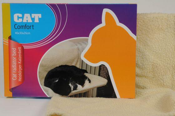 Katzenbett für Heizkörper