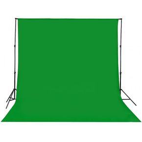 Green Screen 3x6 m grün