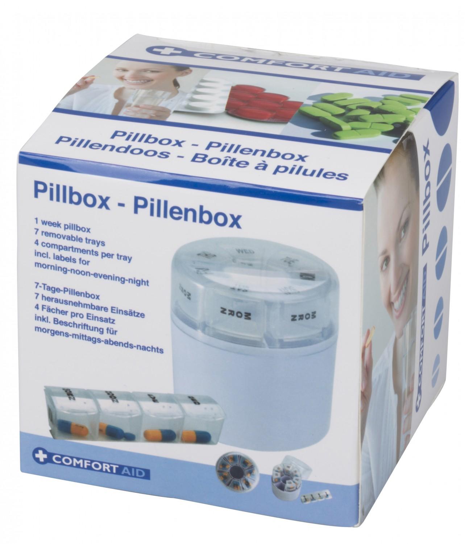 Tablettenbox für 7 Tage